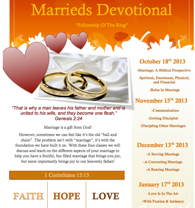 Marrieds Devotional